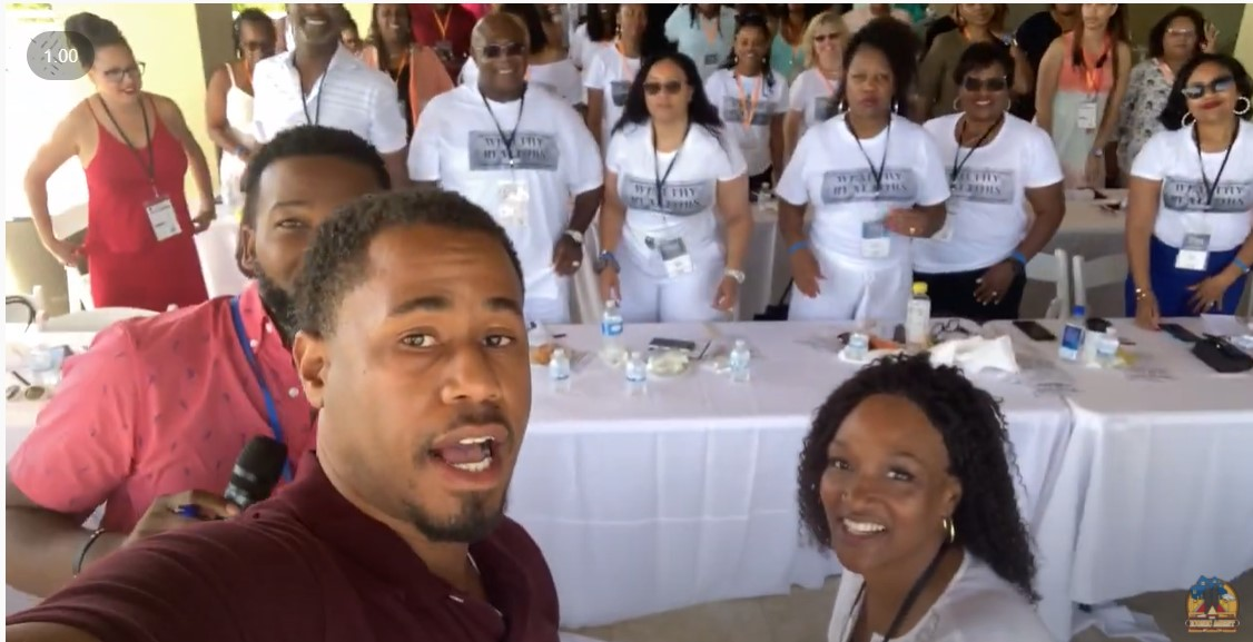 Black EXP Network Mid Summer Summit - EXP Realty Conference The Iconic Agent